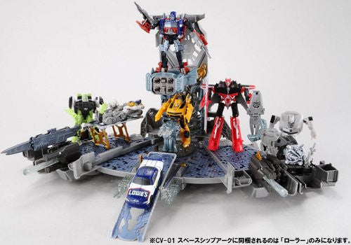 Image 2 for Transformers Darkside Moon - Spaceship Ark - Cyberverse - CV01 (Takara Tomy)