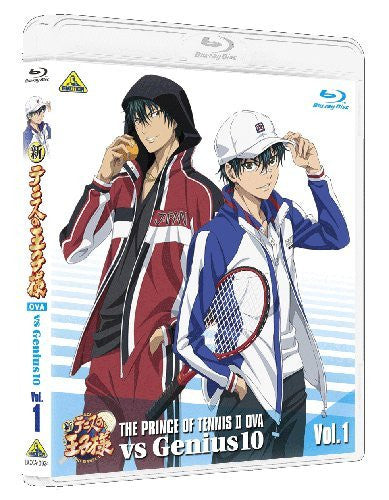 Image 2 for Prince Of Tennis Ova Vs Genius10 Vol.1 [Limited Edition]