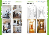 Thumbnail 5 for Digital Scenery Catalogue - Manga Drawing - Buildings and Rooms - Incl. CD