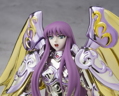 Image 7 for Saint Seiya - Athena (Kido Saori) - Saint Cloth Myth - Myth Cloth - God Cloth (Bandai)