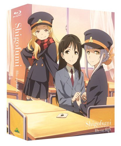 Image 1 for Shigofumi Blu-ray Box