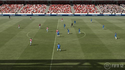 Image 7 for FIFA 12: World Class Soccer