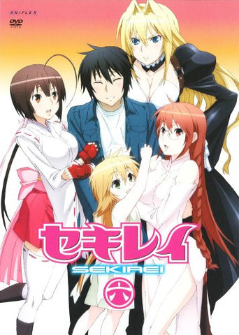 Image for Sekirei 6