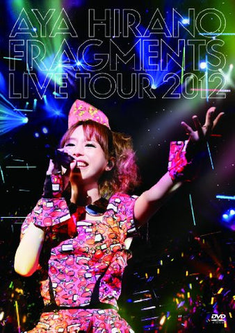 Fragments Live Tour 2012