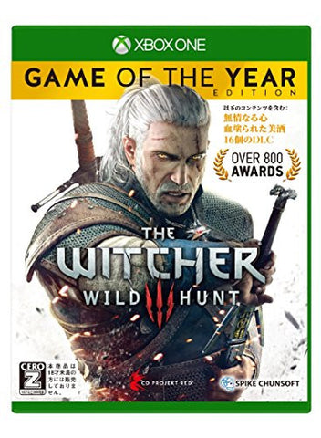 Image for The Witcher 3: Wild Hunt [Game of the Year Edition]