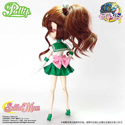 Image 2 for Bishoujo Senshi Sailor Moon - Sailor Jupiter - Pullip P-138 - Pullip (Line) - 1/6 (Groove)