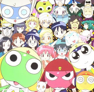 Image 1 for Keroro Song, (Hobo) Zenbuiri de Arimasu! 2 [Limited Edition]