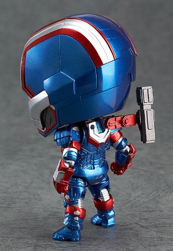 Image 7 for Iron Man 3 - Iron Patriot - Nendoroid #392 - Full Action (Good Smile Company)