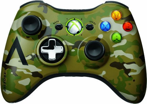 Image 1 for Xbox 360 Wireless Controller SE (Camouflage)