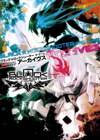 Image for Black * Rock Shooter The Game Archives