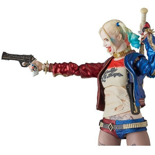 Suicide Squad - Harley Quinn - Mafex No.033 (Medicom Toy)