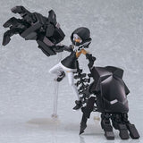 Thumbnail 3 for Black ★ Rock Shooter - Strength - Figma #198 - TV Animation ver. (Max Factory)