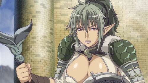 Image 4 for Queen's Blade Ustukushiki Toshi Tachi - Saiko! Menace Yuestu No Okyu