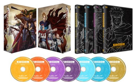 Image for Kingdom Collection Box Vol.3 [Limited Edition]