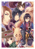 Thumbnail 4 for Satome Hakkenden   Hachitama No Ki Official Visual Fan Book