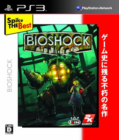 Image for Bioshock (Spike the Best)