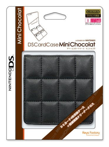 Image 2 for DS Card Case Mini Chocolat (Bitter)