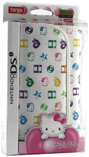 Image 1 for Hello Kitty Monogram Pouch DSi (Multi)