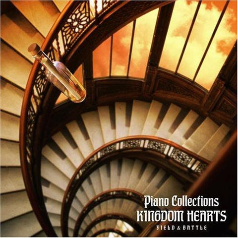 Image for Piano Collections KINGDOM HEARTS FIELD & BATTLE