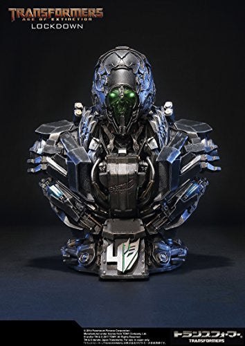 Image 12 for Transformers: Lost Age - Lockdown - Bust - Premium Bust PBTFM-13 (Prime 1 Studio)