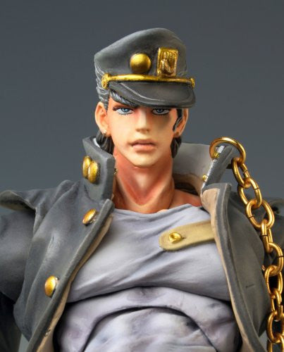 Image 6 for Jojo no Kimyou na Bouken - Stardust Crusaders - Kuujou Joutarou - Super Action Statue #2 (Medicos Entertainment)
