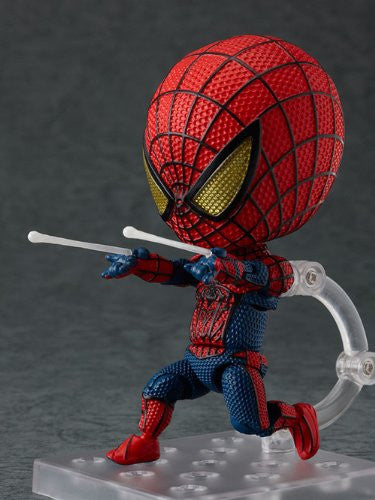 Image 6 for The Amazing Spider-Man - Spider-Man - Nendoroid #260 - Full Action (Good Smile Company)