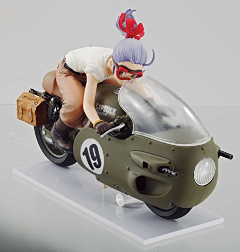 Image 8 for Dragon Ball - Bulma - Desktop Real McCoy 03 (MegaHouse)