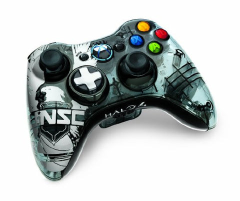 Image for Xbox 360 Wireless Controller SE (Halo 4 Limited Edition)