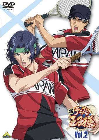 Image for Shin Prince Of Tennis / Shin Tennis No Oji-Sama 2