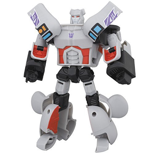 Image 3 for Transformers - Megatron - Be@rbrick B-000TF03 - Be@rbrick x Transformers (Medicom Toy)