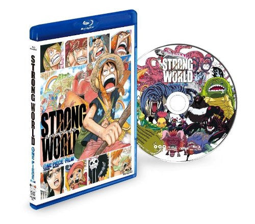 Image 2 for One Piece Film Strong World