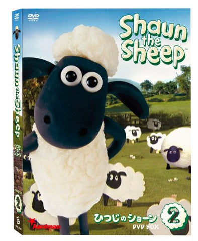Image for Shaun The Sheep DVD Box 2