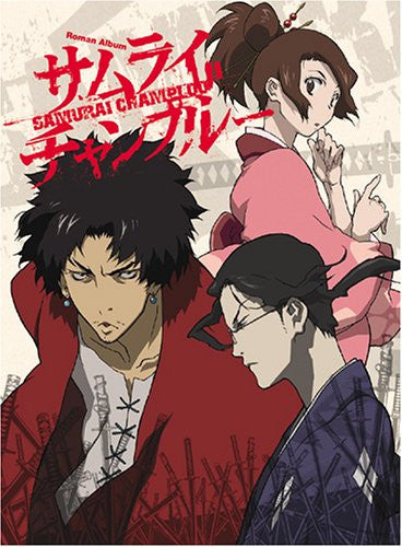 Image 1 for Samurai Champloo Roman Album Guide Book