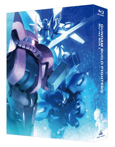 Image 2 for Gundam Build Fighters Blu-ray Box 1 Master Grade Edition [Limited Edition]