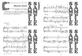 Thumbnail 2 for Monster Hunter Hunting Song Collection Piano Solo & Duet Score