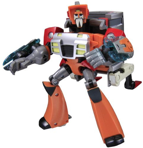 Image 1 for Transformers Animated - Wreck-Gar - TA-32 (Takara Tomy)