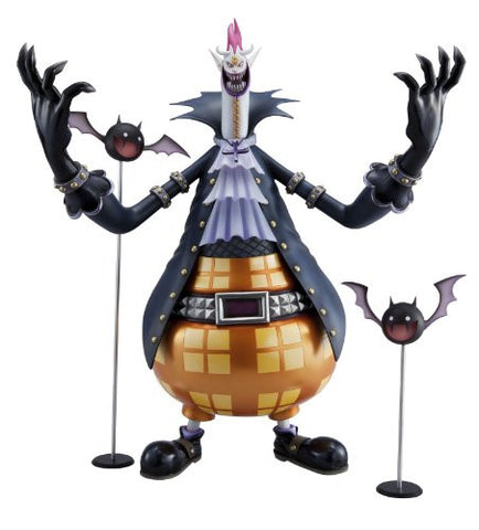 One Piece - Gecko Moria - Portrait Of Pirates DX - Excellent Model (MegaHouse)