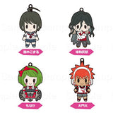 Thumbnail 4 for Zettai Zetsubou Shoujo Danganronpa Another Episode - D4 Series Rubber Strap Collection Vol.1 Box