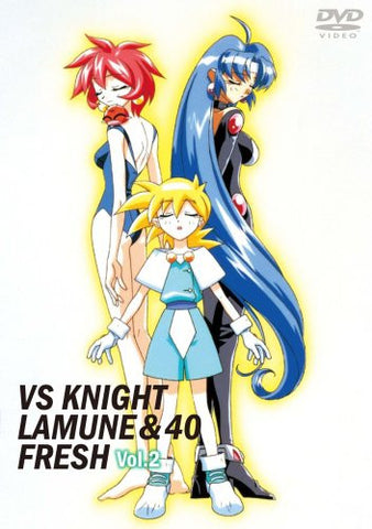 Image for VS Knight Ramune & 40 Fresh No.2