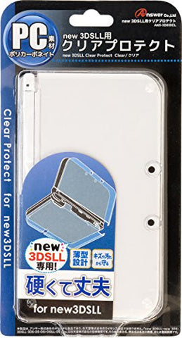 Image for Clear Protector for New 3DS LL (Clear)