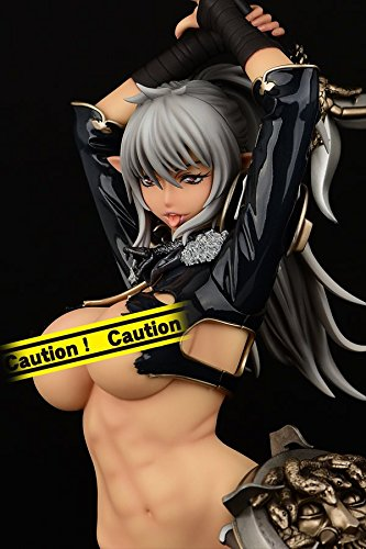 Queen's Blade Utsukushiki Toushi-Tachi - Echidna - 1/6 - High Quality Edition: ver. Darkness (Orca Toys)