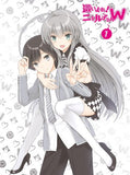 Thumbnail 1 for Haiyore Nyaruko-san W Vol.1 [Blu-ray+CD Limited Edition]