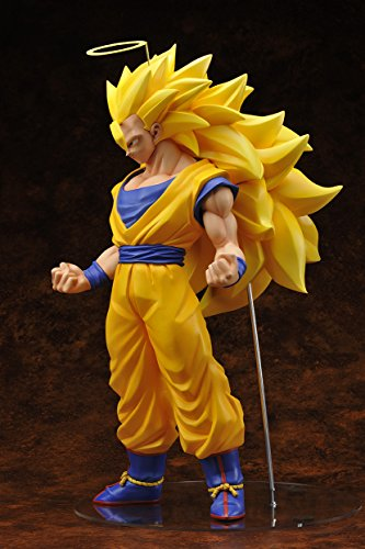 Image 5 for Dragon Ball Z - Son Goku SSJ3 - Gigantic Series (X-Plus)