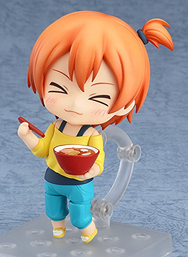 Image 3 for Love Live! School Idol Project - Hoshizora Rin - Nendoroid #562 - Training Outfit Ver. (Good Smile Company)