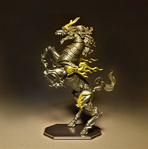 Image 2 for Kirin - Revoltech - Revoltech Takeya - KT Project - Iron Rust Tone Edition (Kaiyodo)