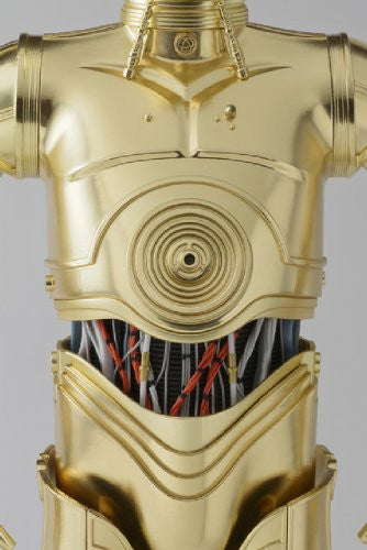 Image 2 for Star Wars - C-3PO - 12 Perfect Model - Chogokin - 1/6 (Bandai, Sideshow Collectibles)