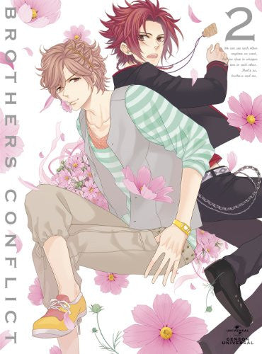 Image 1 for Brothers Conflict Vol.2 [Limited Edition]