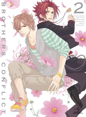Image for Brothers Conflict Vol.2 [Limited Edition]