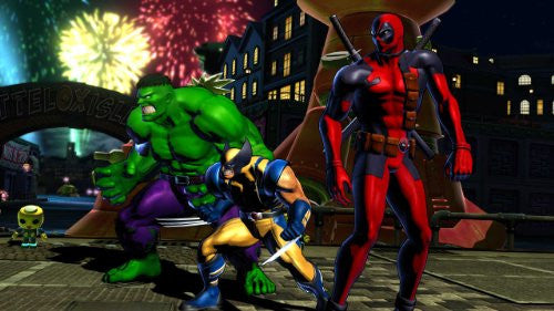 Image 6 for Marvel vs. Capcom 3: Fate of Two Worlds