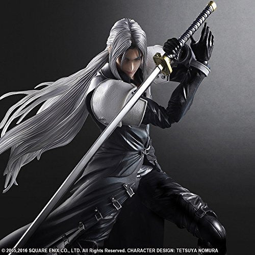 Image 4 for Final Fantasy VII: Advent Children - Sephiroth - Play Arts Kai (Square Enix)